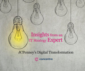 Insights into JC Penney's Digital Transformation
