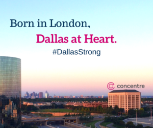 Born in London, Dallas at Heart