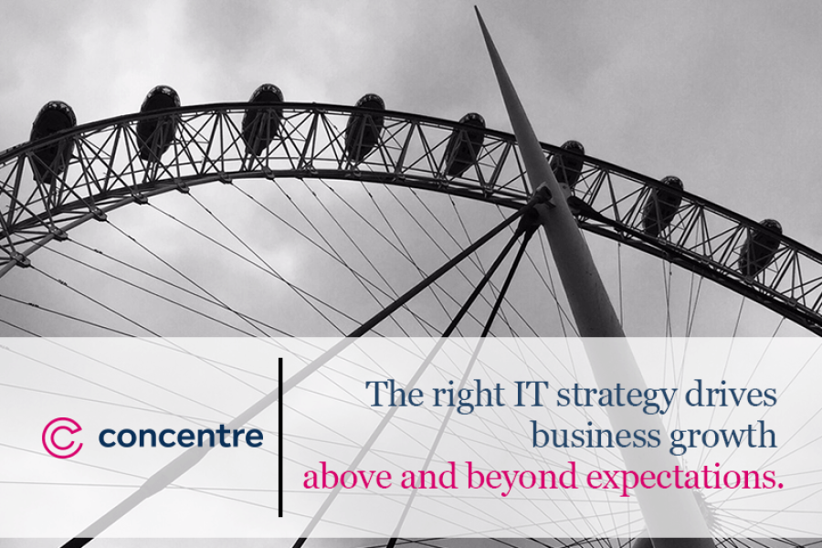 The Value of an IT Strategy: How to Deliver Meaningful Results