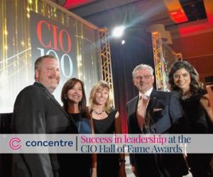 Congratulations CIO Hall of Fame Inductees