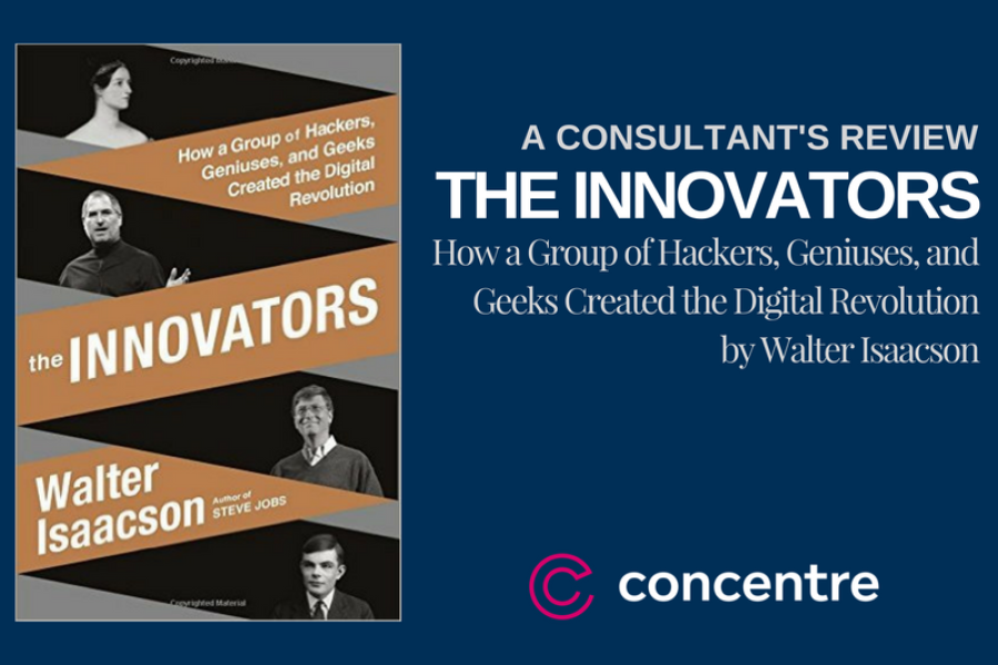 A Consultant's Review: The Innovators