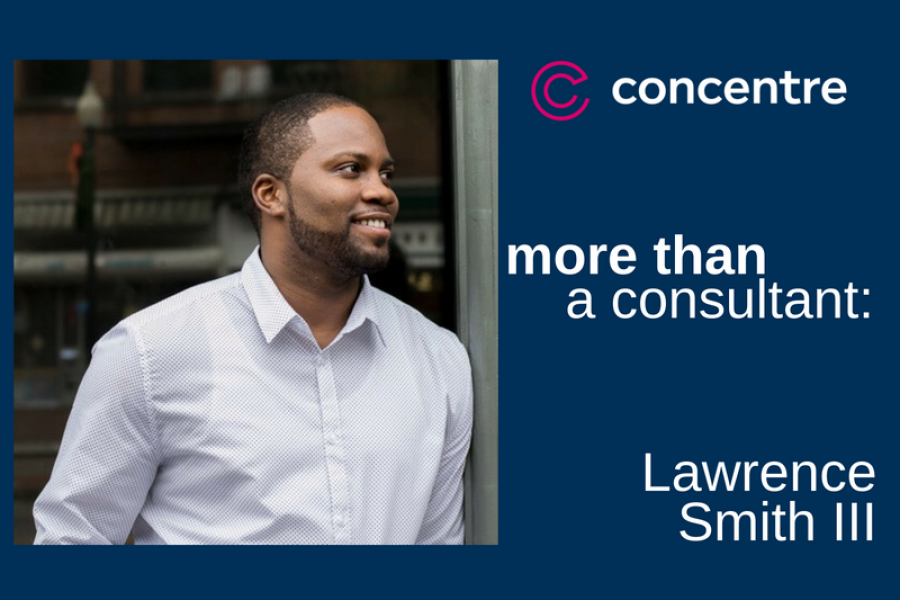 More Than a Consultant: Lawrence Smith III