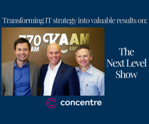 The Next Level Show: Business Strategies & the Technology Function