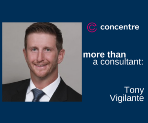 More Than a Consultant: Tony Vigilante
