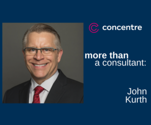 More Than a Consultant: John Kurth