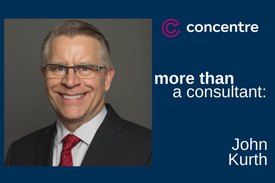 More Than a Consultant: John Kurth