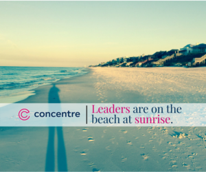 Become a Leader by Taking Risks and Setting Your Direction