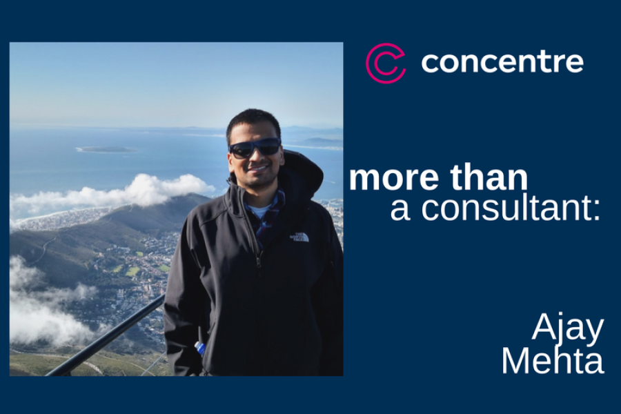 More Than a Consultant: Ajay Mehta