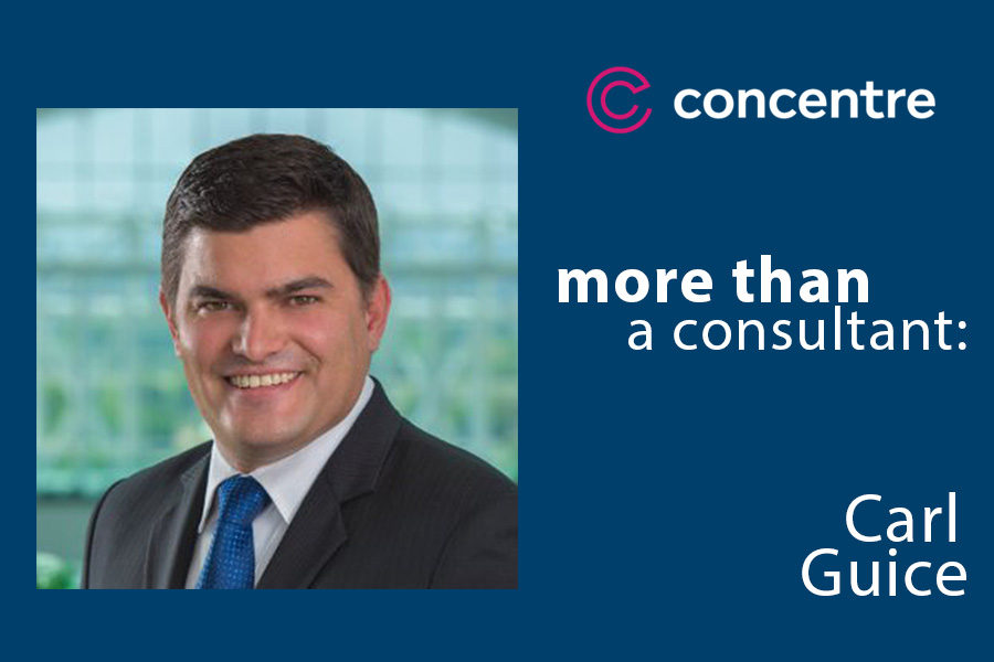 More Than a Consultant: Carl Guice