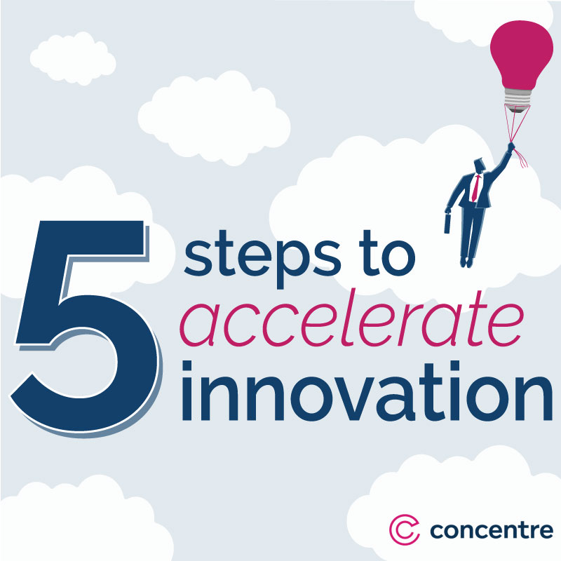 5 Actions to Accelerate Innovation
