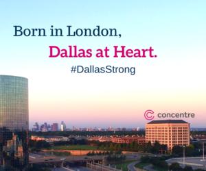 Born in London, Dallas at Heart
