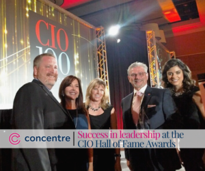 Congratulations CIO Hall of Fame Inductees
